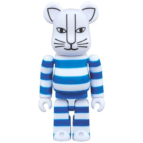 """BE@RBRICK """"MIKEY"""" BLUE Ver. 100%"""