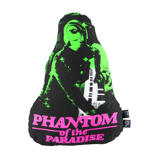MLE Phantom of the Paradise シリーズ PLUSH CUSHION