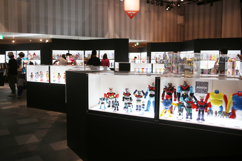 MEDICOM TOY EXHIBITION '17会場レポート