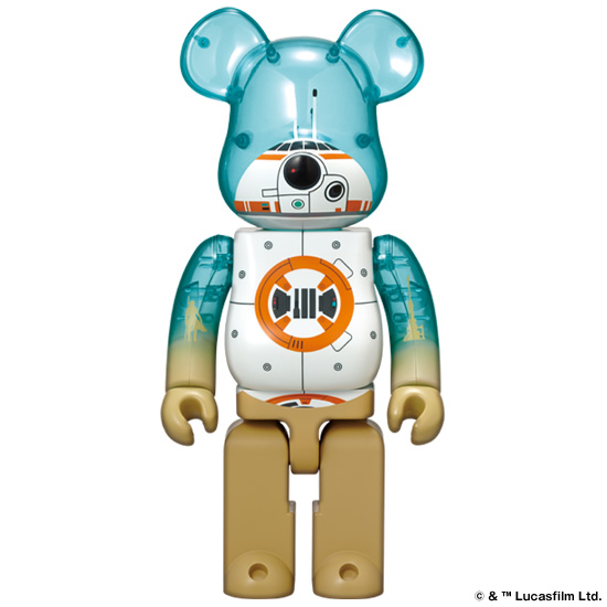 Happyくじ「STAR WARS™ BE@RBRICK」特賞 1種
