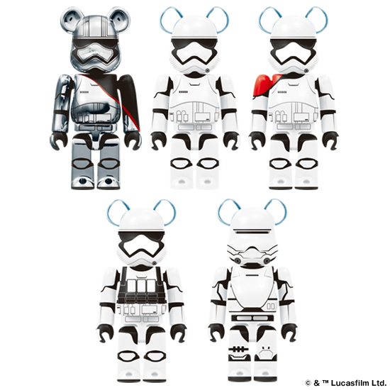 Happyくじ「STAR WARS™ BE@RBRICK」L@ST賞