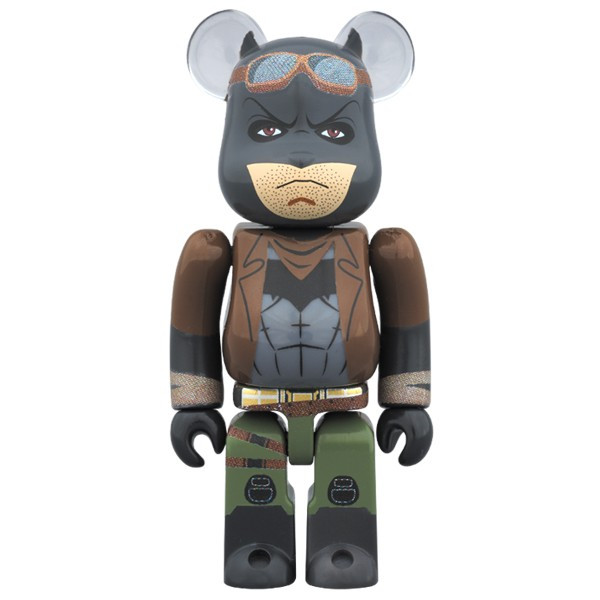 BE@RBRICK KNIGHTMARE BATMAN 100%
