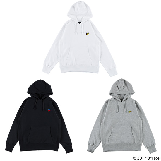 "PULLOVER HOODED ""SHIT"""