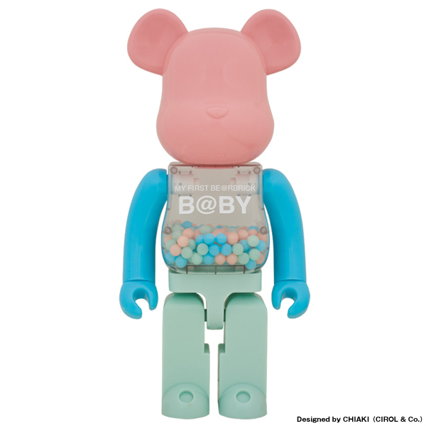 MY FIRST BE@RBRICK B@BY G.I.D. Ver. 1000%