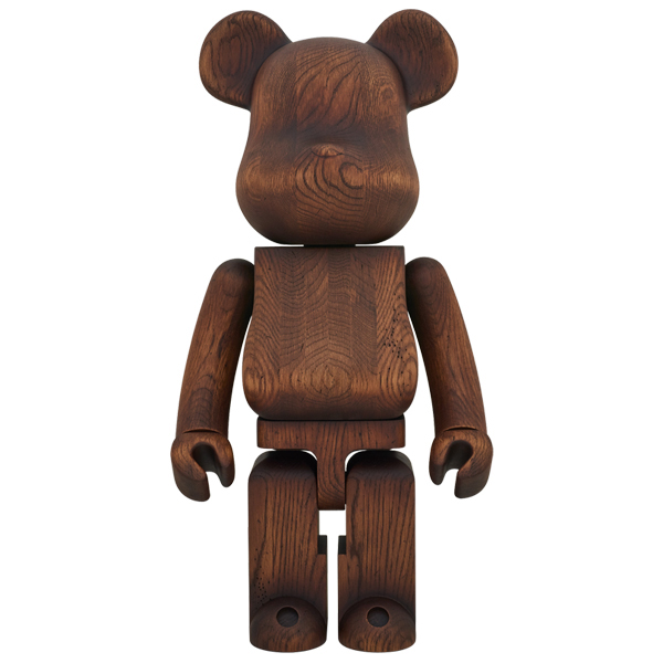 BE@RBRICK カリモク Antique Furniture Model 1000%