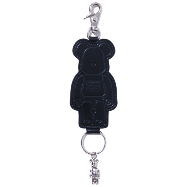BE@RBRICK × PORTER Leather Collaboration Series KEY CHAIN