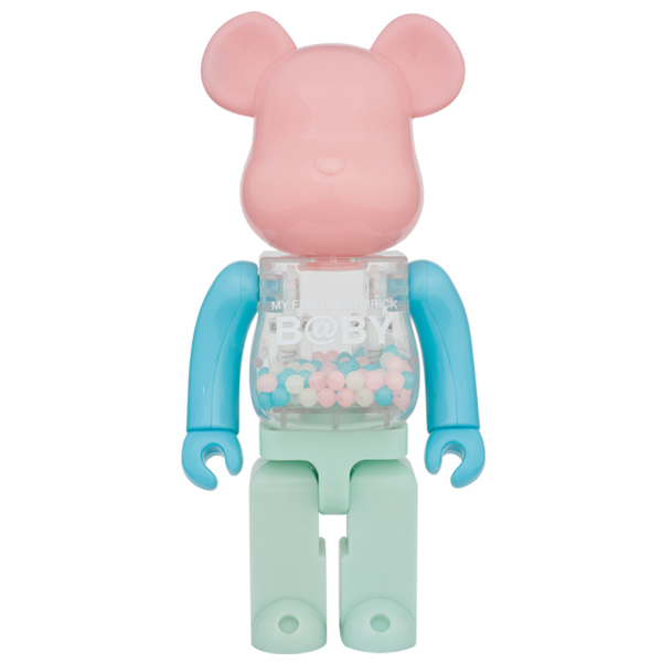 MY FIRST BE@RBRICK B@BY G.I.D. Ver. 400%