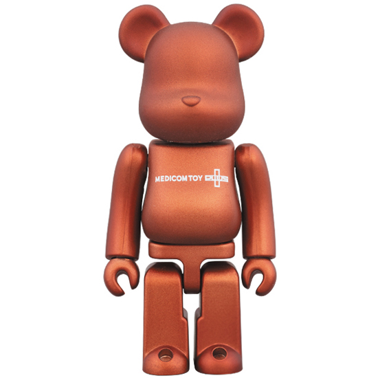 BE@RBRICK SERIES 35 RELEASE CAMPAIGN MEDICOM TOY PLUS Special Edition