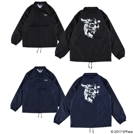 "COACH JACKET ""COMPLAIN"""
