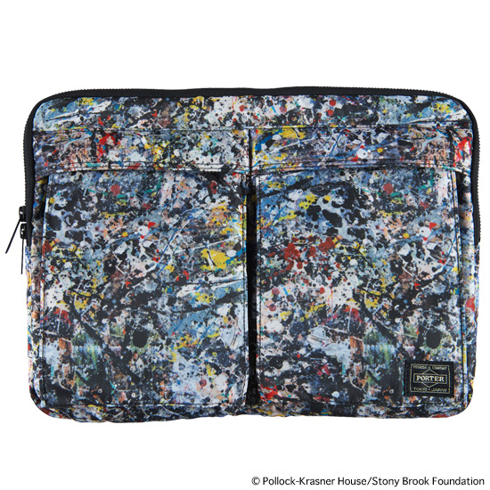 "DOCUMENT CASE ""JACKSON POLLOCK 2"" made by PORTER"