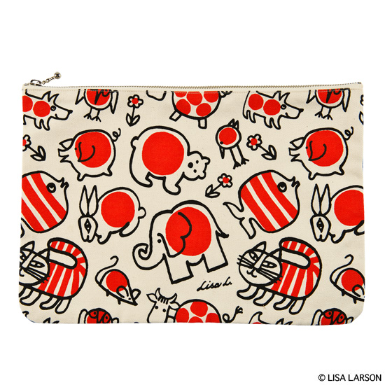 "TRAVEL POUCH ""BABY MIKEY AND FRIENDS"""