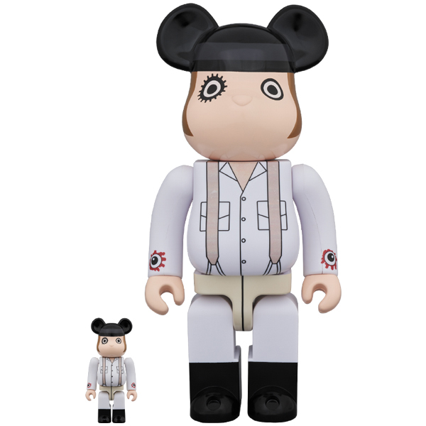 BE@RBRICK ALEX 100% & 400%