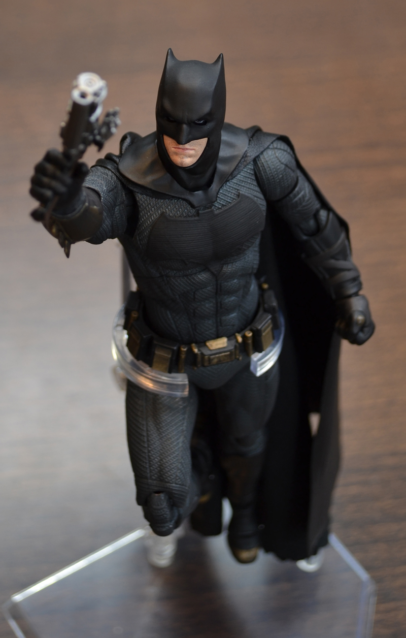 MAFEX BATMAN(JUSTICE LEAGUE Ver.) サンプルレビュー