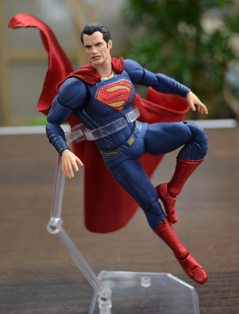 MAFEX SUPERMAN(JUSTICE LEAGUE)サンプルレビュー