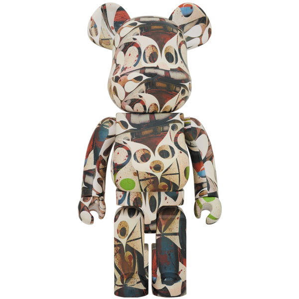BE@RBRICK PHIL FROST 1000%