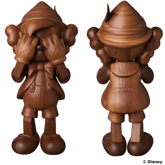 PINOCCHIO (DESIGNED BY KAWS)