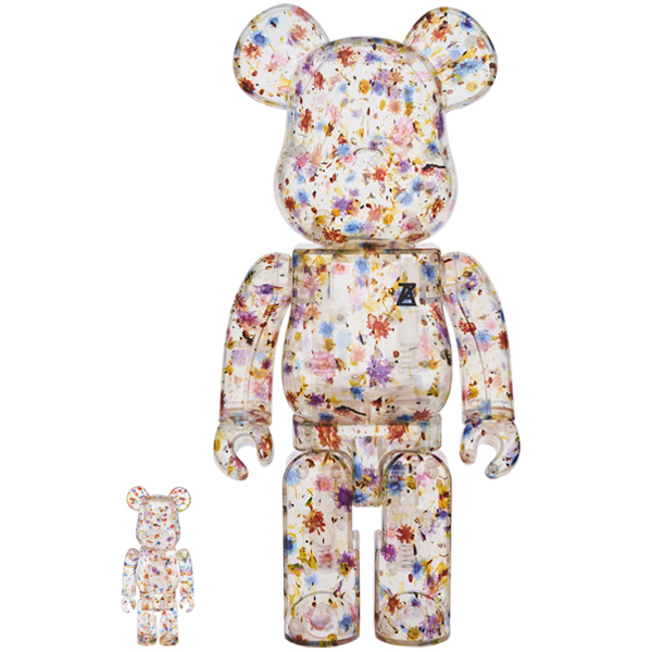 BE@RBRICK ANREALAGE 100% & 400%