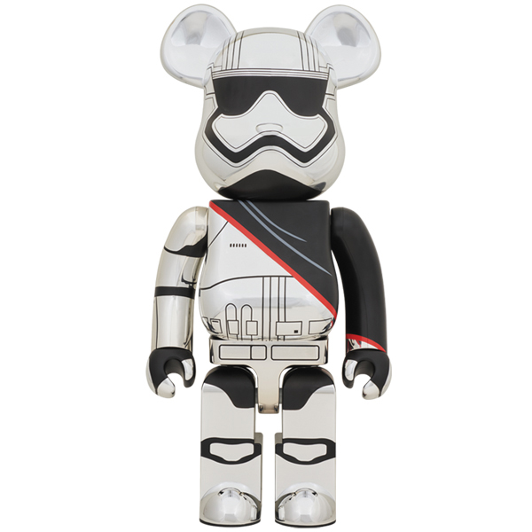 BE@RBRICK CAPTAIN PHASMA(TM) (THE FORCE AWAKENS Ver.) 1000%