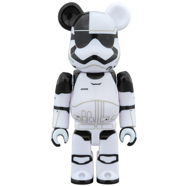 BE@RBRICK FIRST ORDER STORMTROOPER EXECUTIONER(TM) 100%