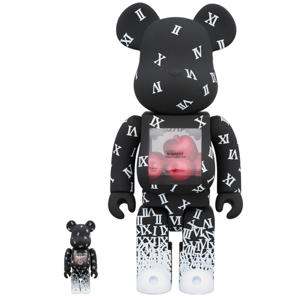 BE@RBRICK SHAREEF 100% & 400%