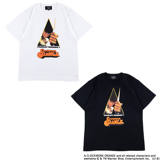 "TEE ""A CLOCKWORK ORANGE"""