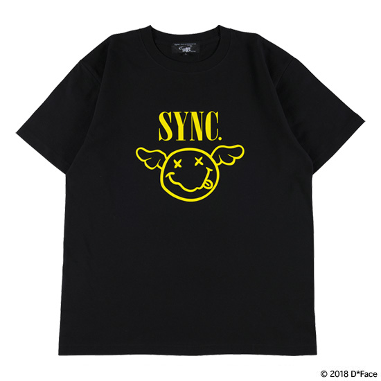"TEE ""FLYING SMILE"""