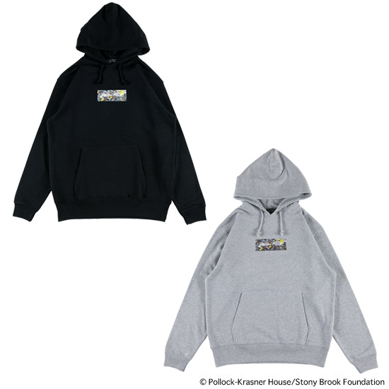 "PULLOVER HOODED ""LOGO"""