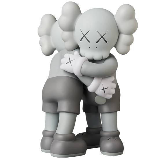 KAWS TOGETHER GREY