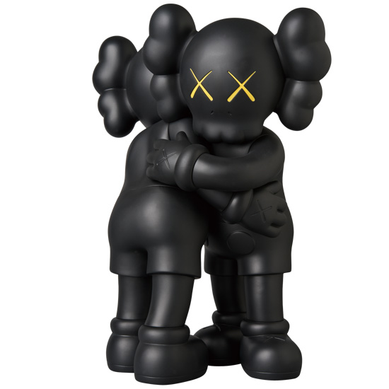 KAWS TOGETHER BLACK
