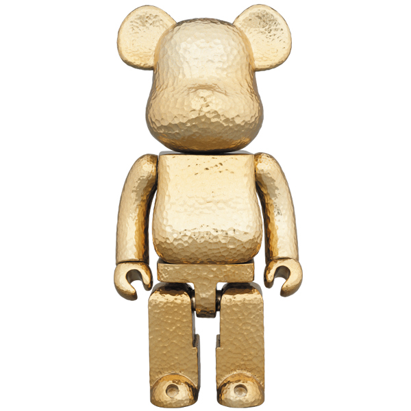 BE@RBRICK ROYAL SELANGOR GOLD COLOR Ver.