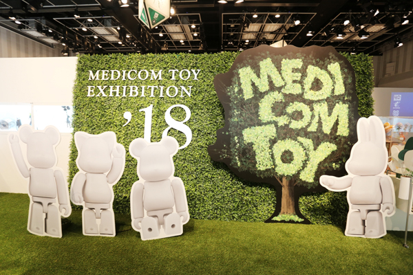 MEDICOM TOY EXHIBITION '18会場レポート