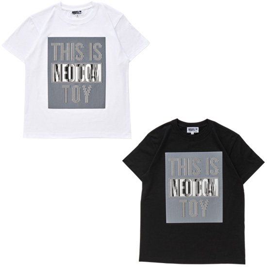 goood × MEDICOM TOY CHANGING TEE