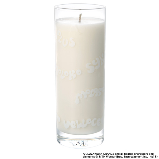 MILK GLASS CANDLE made by APOTHEKE FRAGRANCE