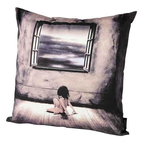 "VINYL ""LUNA SEA"" CUSHION IMAGE"