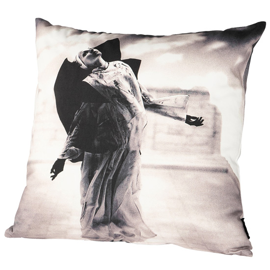 "VINYL ""LUNA SEA"" CUSHION MOTHER"
