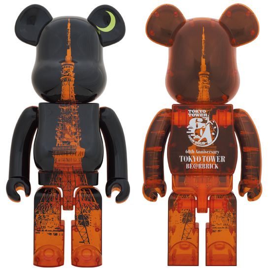 TOKYO TOWER BE@RBRICK 1000%