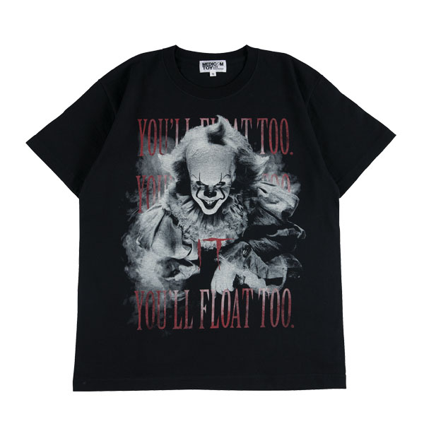 "MLE「IT」シリーズ TEE ""PENNYWISE 2"""