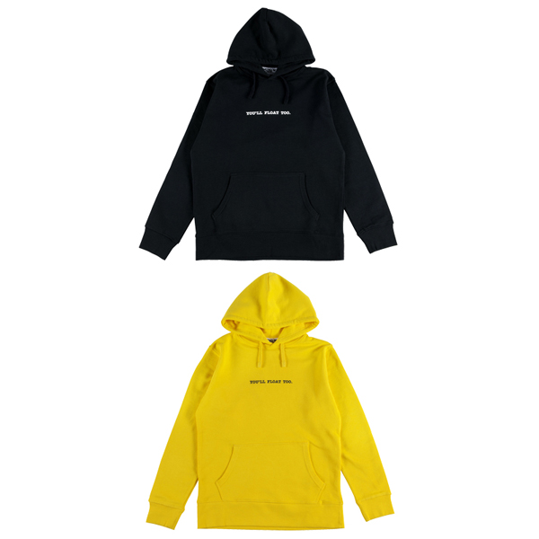 MLE「IT」シリーズ PULLOVER HOODED