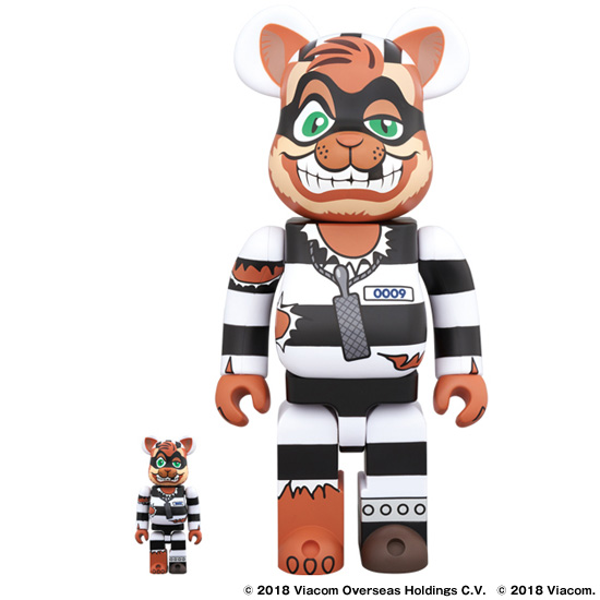 BE@RBRICK SCRATCH 100% & 400%