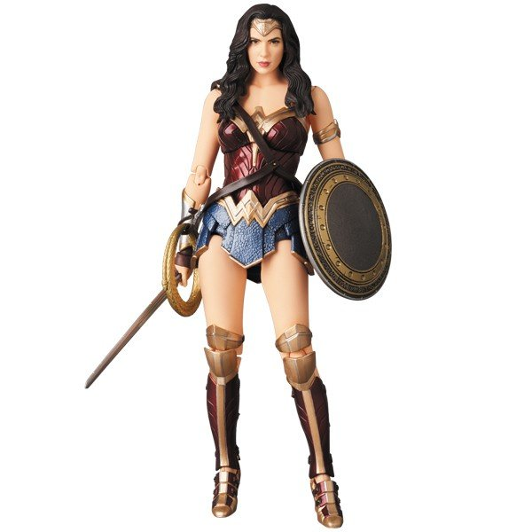 MAFEX WONDER WOMAN『JUSTICE LEAGUE』
