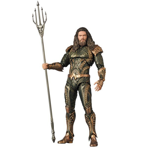 MAFEX AQUAMAN『JUSTICE LEAGUE』