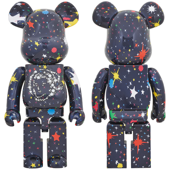 BE@RBRICK BILLIONAIRE BOYS CLUB STARFILD 1000%