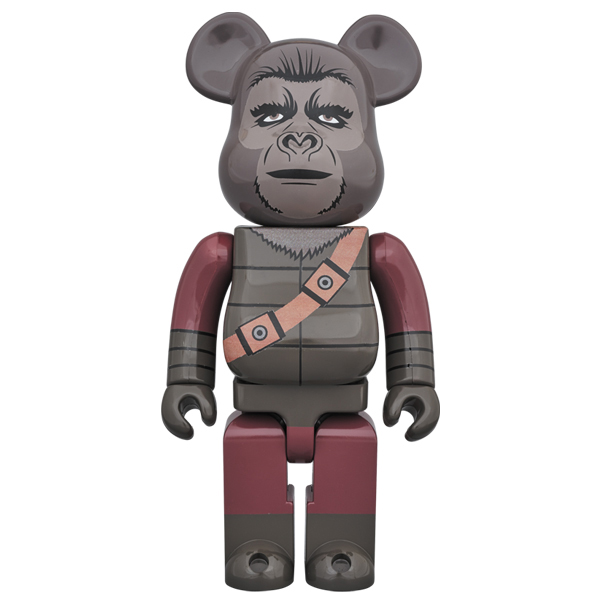 BE@RBRICK SOLDIER APE 400%