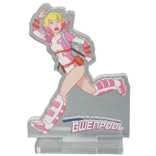 "ACRYLIC STAND ""GWENPOOL""(RUN)"