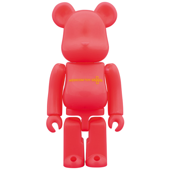 BE@RBRICK SERIES 37 RELEASE CAMPAIGN MEDICOM TOY PLUS Special Edition