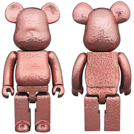 BE@RBRICK ROYAL SELANGOR PINK COLOR Ver.