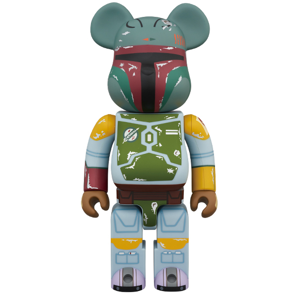 BE@RBRICK BOBA FETT(TM) First Appearance Ver. 400%