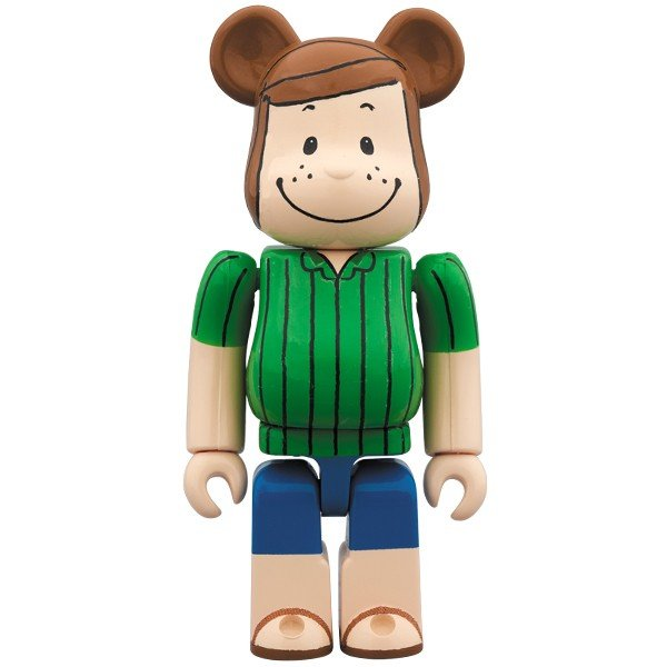 BE@RBRICK PEPPERMINT PATTY 100%