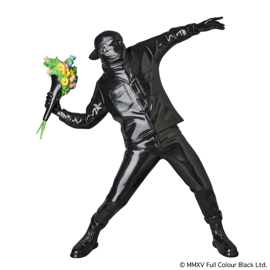 FLOWER BOMBER (BLACK Ver.)