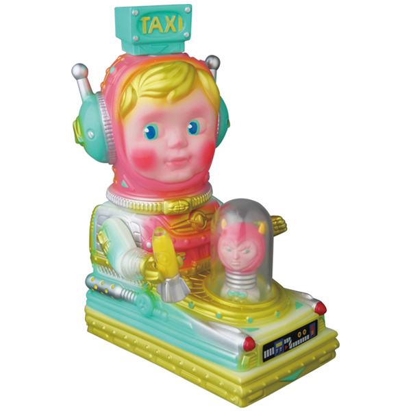 Taxi(MEDICOM TOY EXCLUSIVE COLOR)